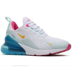 Nike Air Max 270 'pastel' size 10